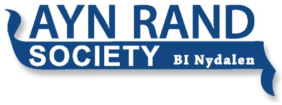 Ayn Rand Society - BI Nydalen